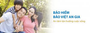 Đối tượng tham gia bảo hiểm sức khỏe áp dụng cho gói Bảo Việt An Gia