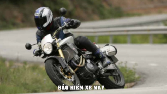 Bảo hiểm bắt buộc xe máy