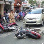 Thủ tục yêu cầu bồi thường từ bảo hiểm bắt buộc xe máy