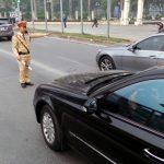 Không có bảo hiểm ô tô bắt buộc bị phạt bao nhiêu tiền?