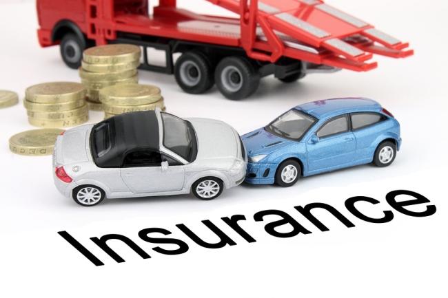 Xe đâm liên hoàn bảo hiểm ô tô sẽ giải quyết như thế nào?