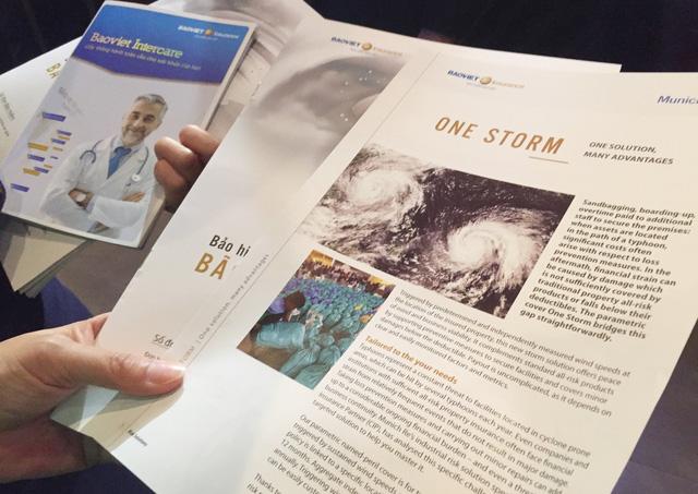 Bảo hiểm Bão nhiệt đới One storm - Bảo hiểm Bảo Việt