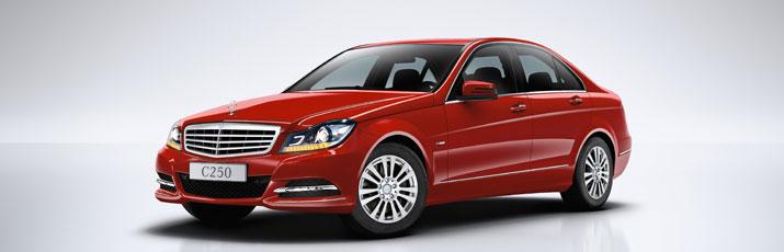Bảo hiểm VCX ô tô cho xe ô tô Mercedes C250