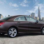 Bảo hiểm VCX ô tô cho xe ô tô Mercedes CLA 200
