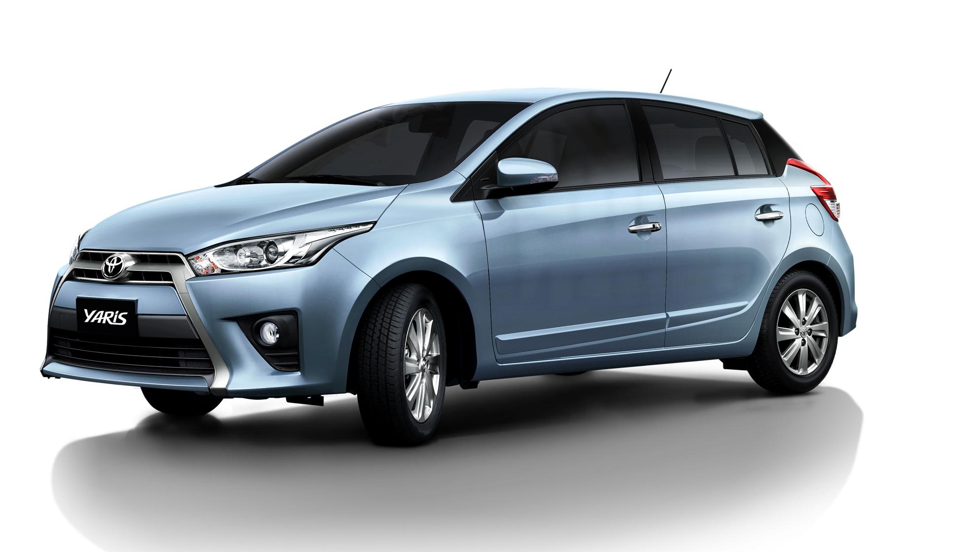 Bảo hiểm VCX ô tô xe Toyota Yaris