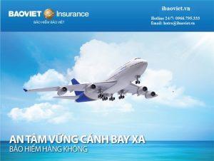 Bảo hiểm hàng không – Bảo hiểm Bảo Việt