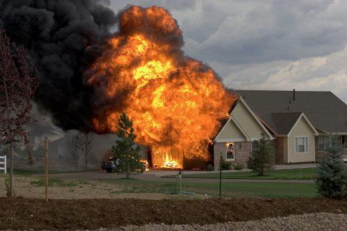 Những thông tin cần biết khi mua bảo hiểm cháy nổ
