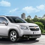 Bảo hiểm VCX ô tô cho xe ô tô Chevrolet Orlando