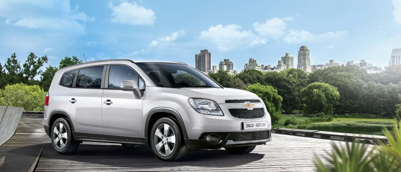 xe ô tô Chevrolet Orlando