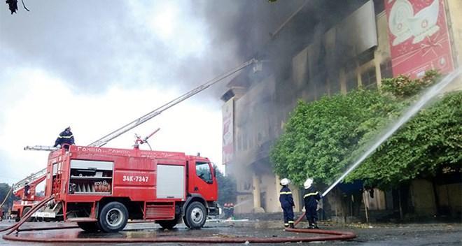 3 điều cần lưu ý khi mua bảo hiểm cháy nổ chung cư
