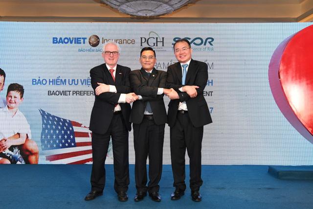 Bảo Việt bảo hiểm ưu việt cho bệnh ung thư và tim mạch