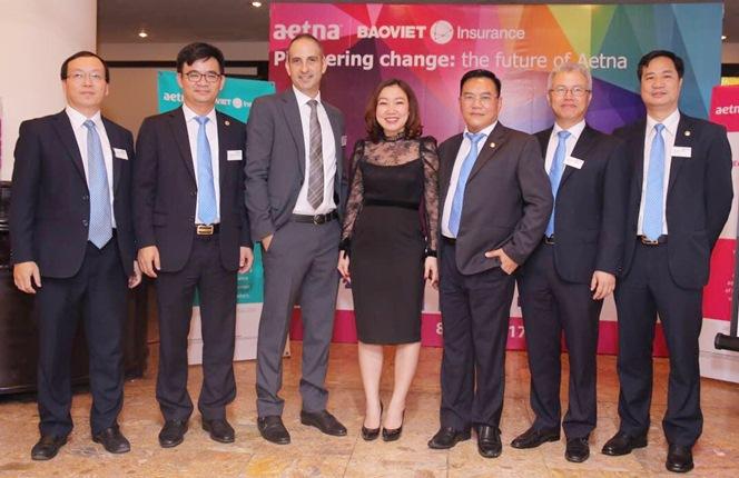 Bảo hiểm Bảo Việt và Aetna International