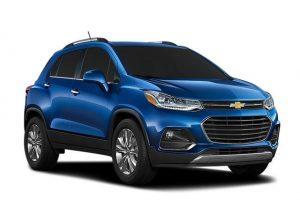 Bảo hiểm VCX ô tô cho xe ô tô Chevrolet Trax