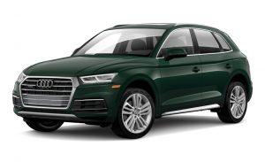 Bảo hiểm VCX ô tô cho xe ô tô Audi Q5