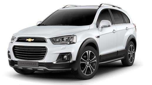 Bảo hiểm VCX ô tô cho xe ô tô Chevrolet Captiva