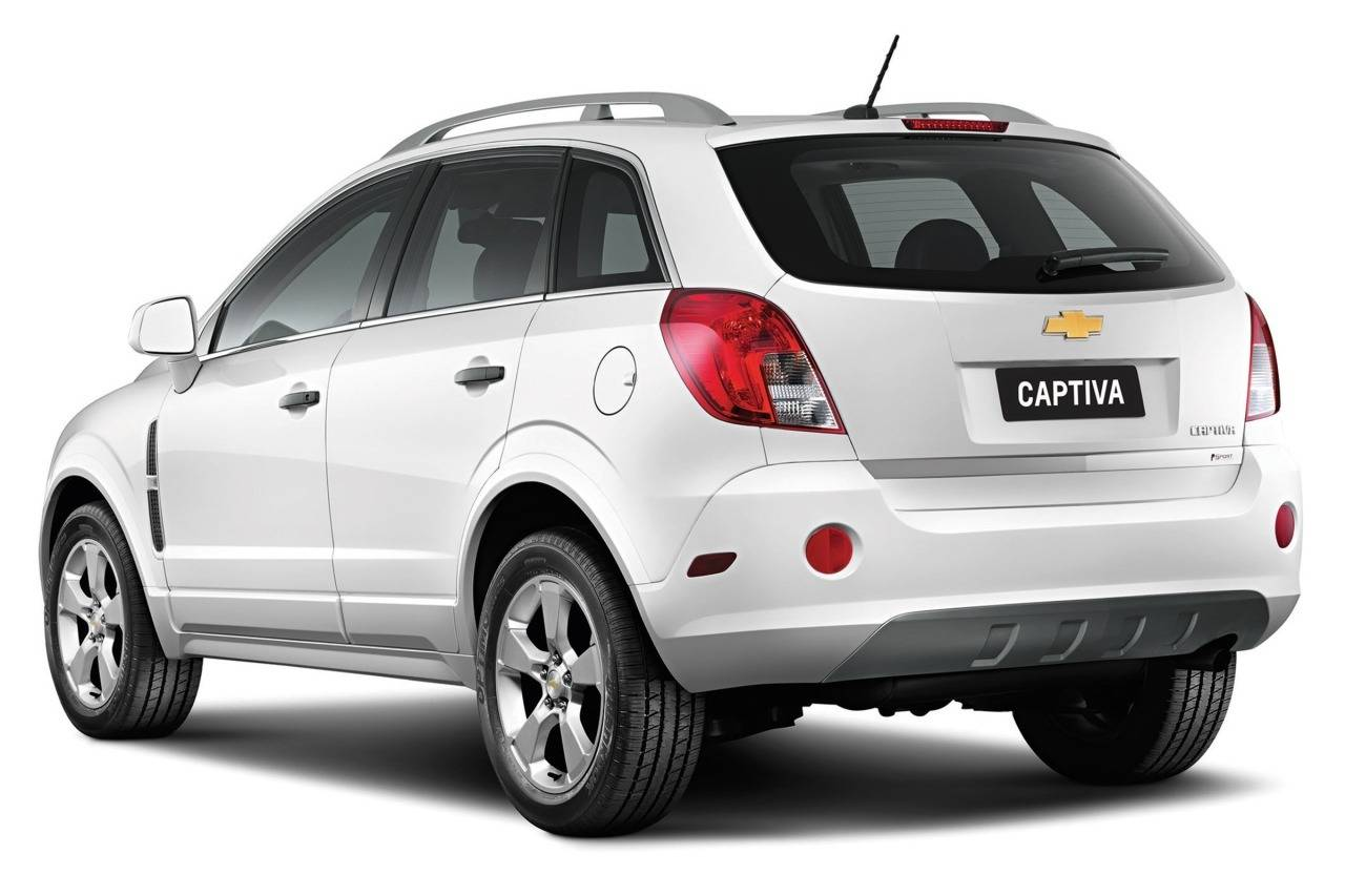 Bảo hiểm VCX ô tô Chevrolet Captiva