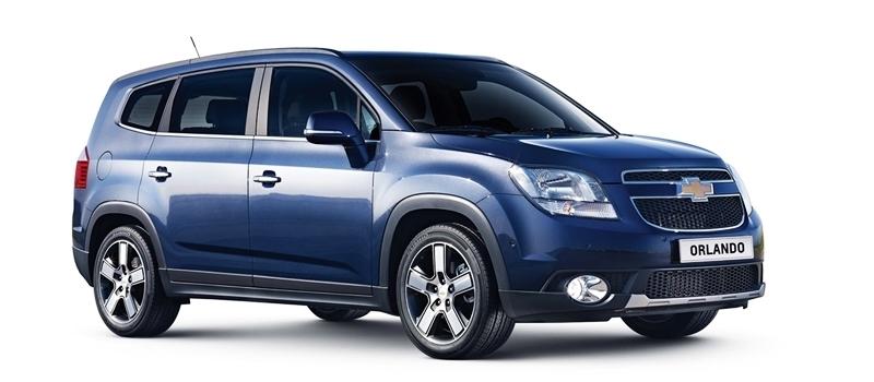 Bảo hiểm VCX ô tô Chevrolet Orlando