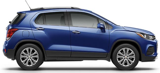 Bảo hiểm VCX ô tô Chevrolet Trax