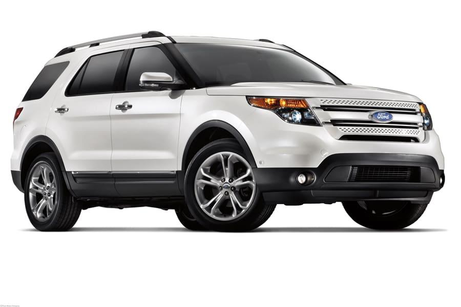 Bảo hiểm VCX ô tô cho xe ô tô Ford Explorer