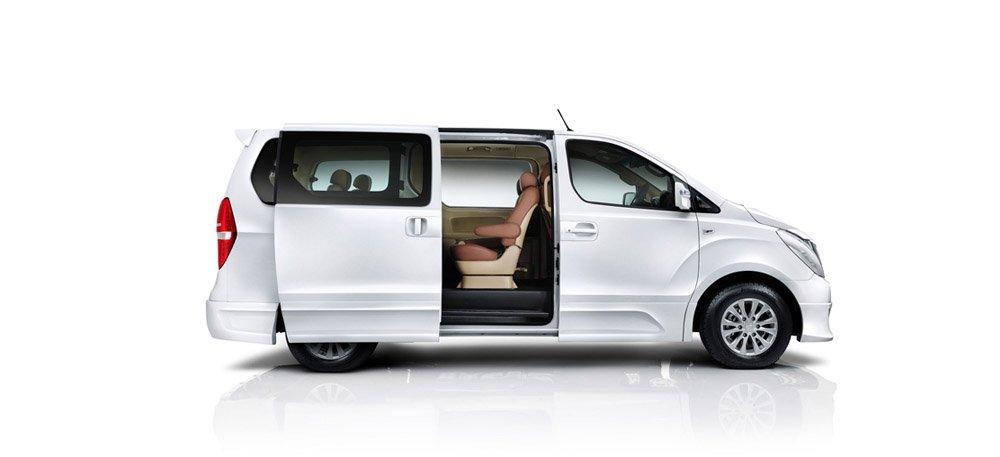 Bảo hiểm VCX ô tô Hyundai Starex