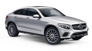 Bảo hiểm VCX ô tô cho xe ô tô Mercedes GLC 300 Coupe