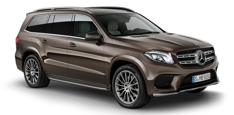 Bảo hiểm VCX ô tô cho xe ô tô Mercedes GLS 350d 4Matic