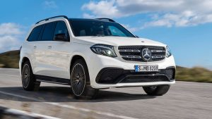 Bảo hiểm VCX ô tô cho xe ô tô Mercedes GLS 400 4MATIC