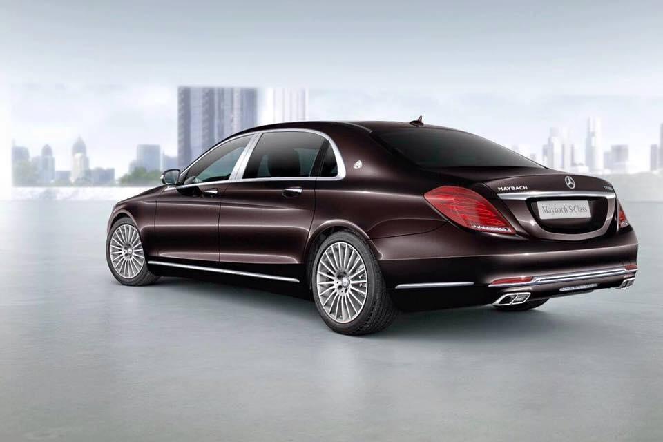 Bảo hiểm VCX ô tô cho xe ô tô Mercedes Maybach S400