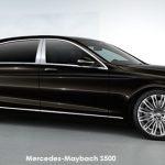 Bảo hiểm VCX ô tô cho xe ô tô Mercedes Maybach S500