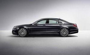 Bảo hiểm VCX ô tô cho xe ô tô Mercedes Maybach S600