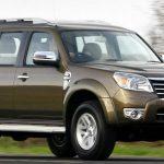Bảo hiểm VCX ô tô cho xe ô tô Ford Everest