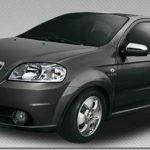 Bảo hiểm VCX ô tô cho xe ô tô Chevrolet Aveo