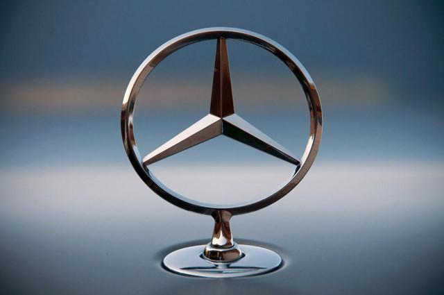 Biểu tượng Mercedes-Benz
