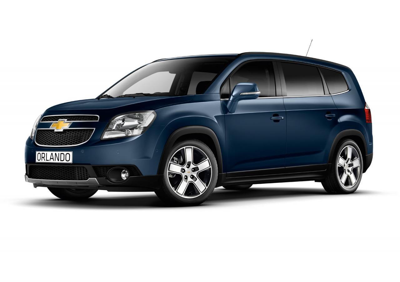 Bảo hiểm VCX cho xe ô tô Chevrolet Orlando