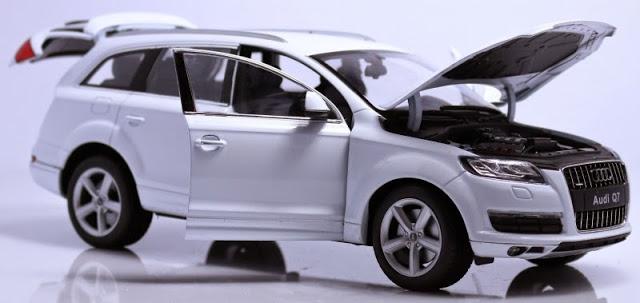 Thông số kỹ thuật Audi Q7