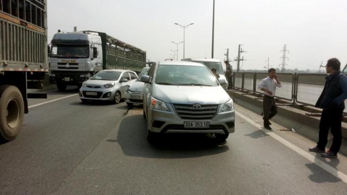 Bảo hiểm xe ô tô và điều không nên làm khi gặp tai nạn