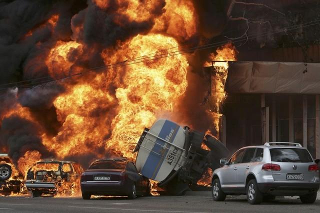 Quy định chế độ bảo hiểm cháy nổ bắt buộc