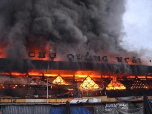 Điều kiện mua bảo hiểm cháy nổ bắt buộc
