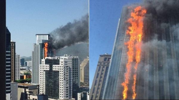 Quy định số tiền bảo hiểm cháy nổ tòa nhà