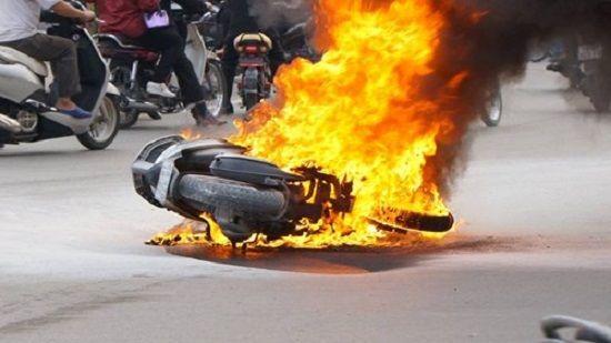 Bảo hiểm cháy nổ xe máy có nên mua?