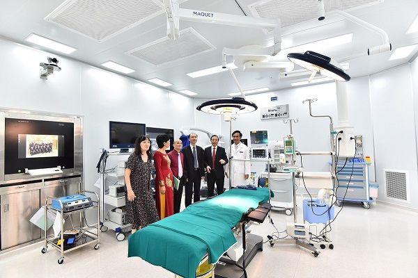 Khám chữa bệnh tại Vinmec với bảo hiểm bảo việt Hà Nội