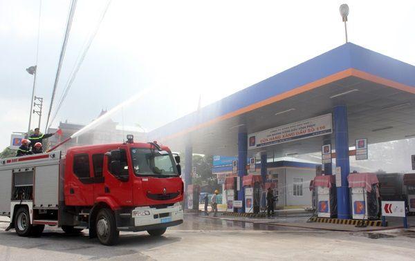 Bảo hiểm cháy nổ bắt buộc xăng dầu