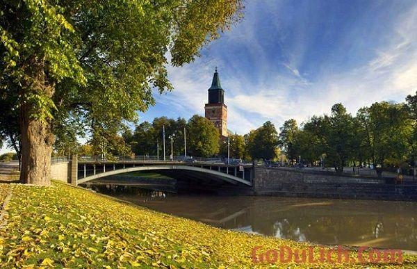 Bảo hiểm du lịch Phần Lan xin visa