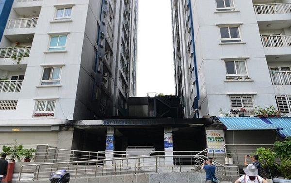 Nhà chung cư nào cần phải mua bảo hiểm cháy, nổ bắt buộc?
