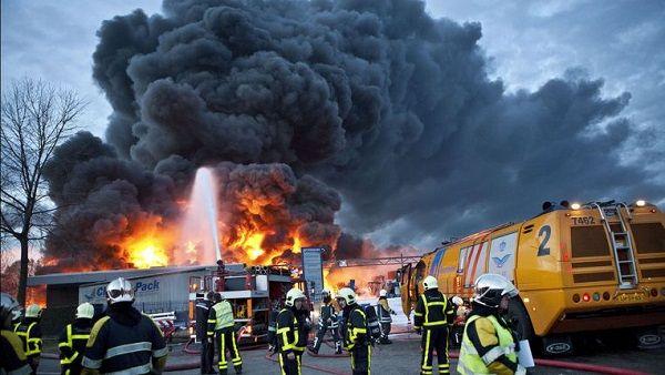 Số tiền bảo hiểm cháy nổ bắt buộc tối thiểu