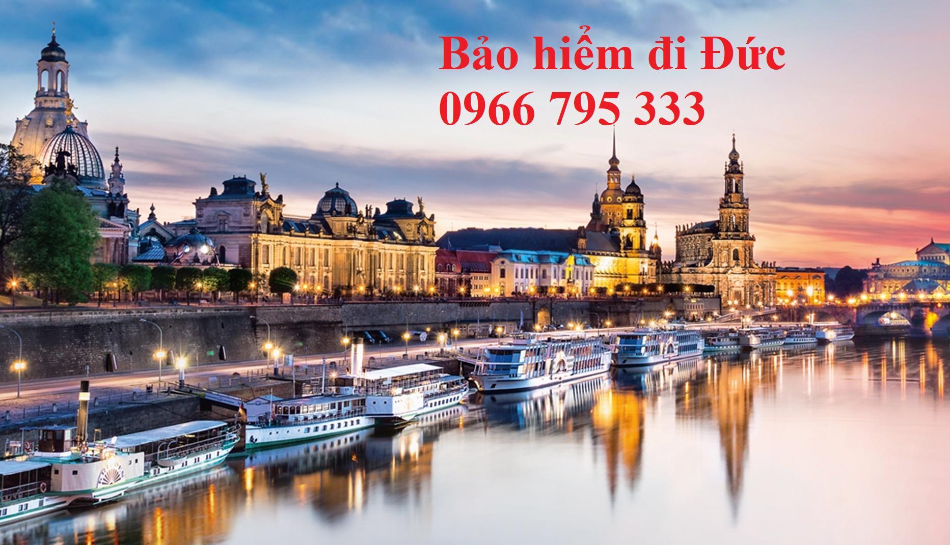 bảo hiểm đi Đức tại Bảo Hiểm Bảo Việt