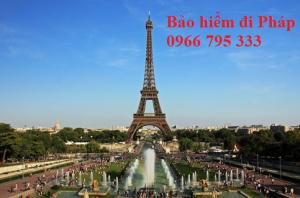 Mua bảo hiểm đi Pháp tại Bảo Hiểm Bảo Việt