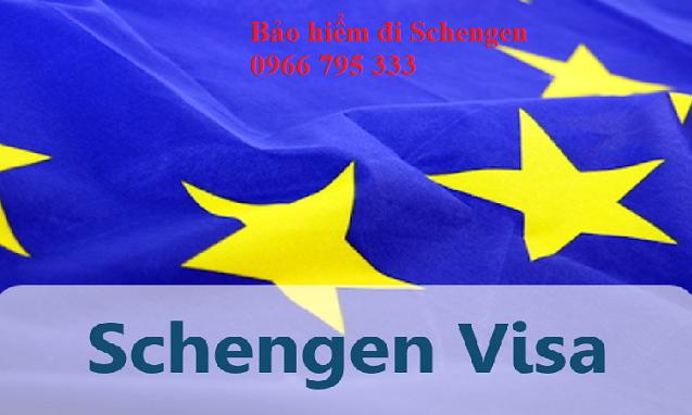 Bảo hiểm đi Schengen