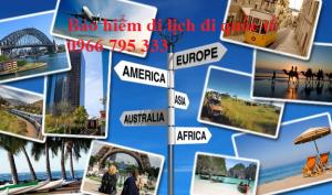 Bảo hiểm du lịch đi quốc tế là gì? Cách thức đăng ký mua bảo hiểm du lịch đi quốc tế