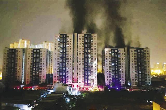 số chung cư không mua bảo hiểm cháy nổ